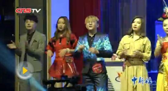 探班中国乡村音乐盛会