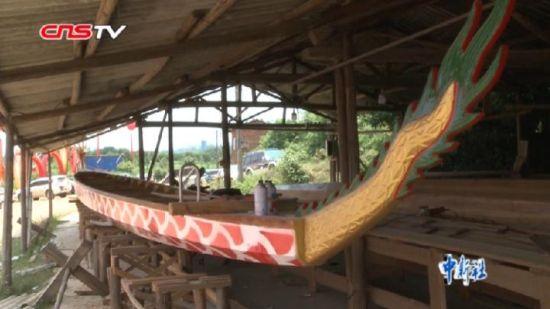 浏阳河边造船人