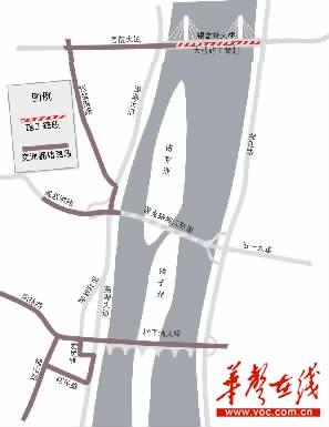 衡阳隧道结构图