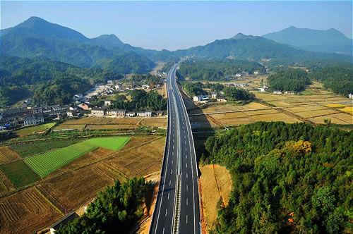 大浏高速公路正式通车-湖南新闻网