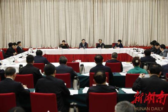 澳门永利官网线上娱乐省委常委会召开扩大会议 分析一季度经济形势