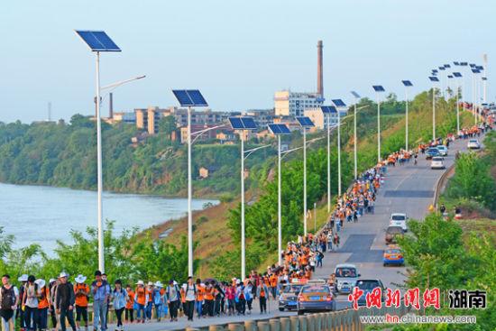 湖南(秋季)百公里报名开闸 12000个名额今起开抢