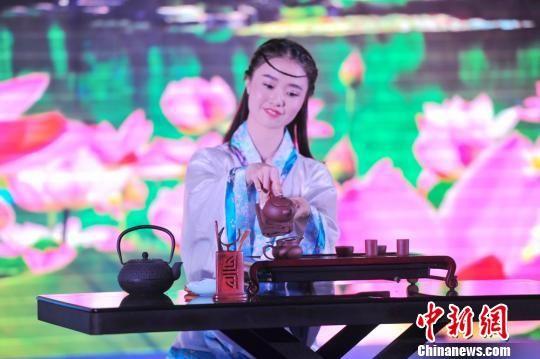 2016世界旅游文化小姐湖南30强亮相拼才艺 -