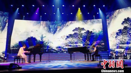 首届贺绿汀音乐文化艺术节在澳门永利官网线上娱乐邵东举行