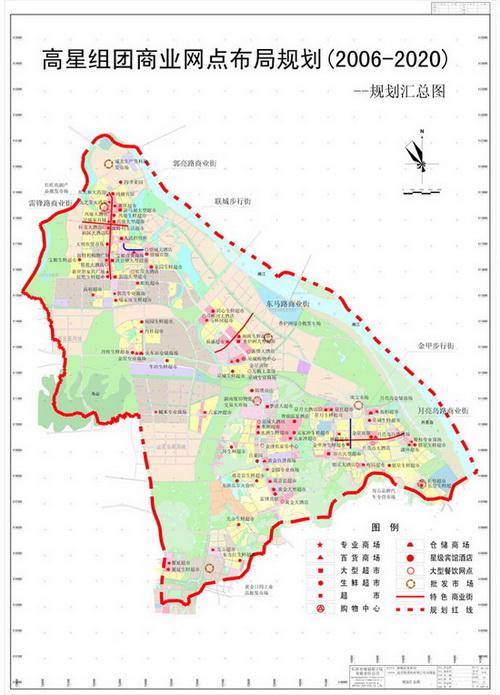 望城县加油站规划图
